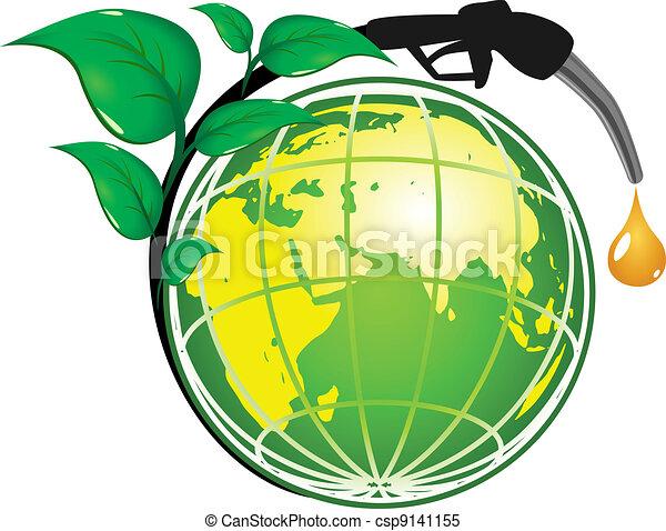 Ökologie-Konzept. - csp9141155