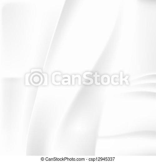 Weißer abstrakter Hintergrund - csp12945337