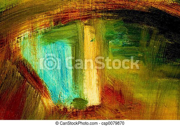 Abstrakter Hintergrund. - csp0079870