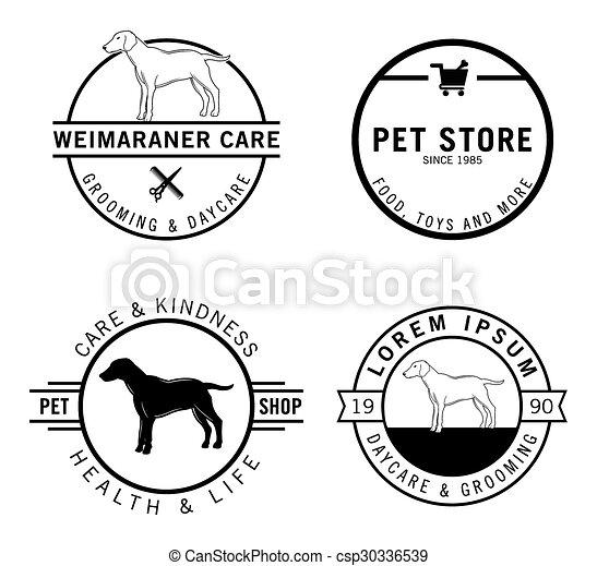 Hundemarke - csp30336539