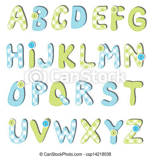 Alphabet-Set - csp14218038