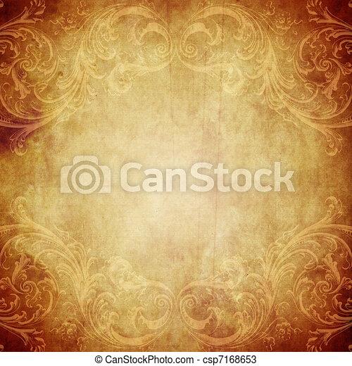 Altpapier-Hintergrund - csp7168653