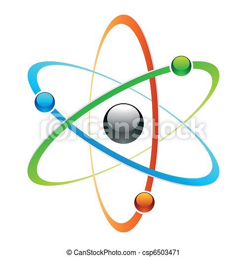 Atomsymbol - csp6503471