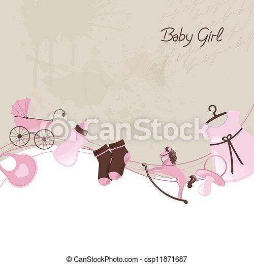 Babyparty - csp11871687