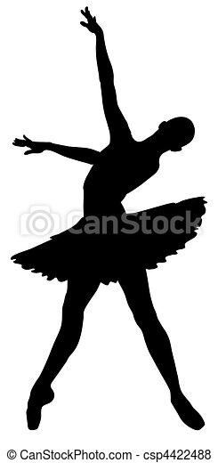 Ballerina - csp4422488