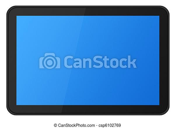 Touchscreen-Tabletten XXL - csp6102769