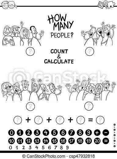 Berechnung der Spielfarbe Seite. - csp47932818