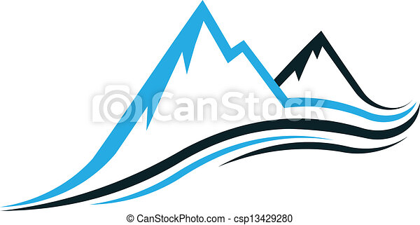 Der Berg schwankt - csp13429280