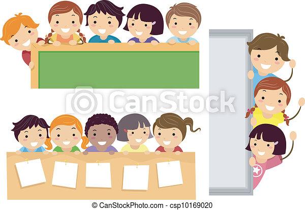 Bildungsgrenze - csp10169020