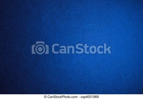 Blau fühlte Hintergrund - csp4001969