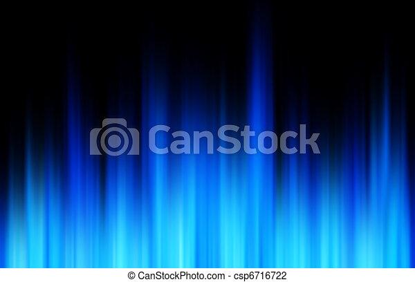 Blauer Fleck - csp6716722