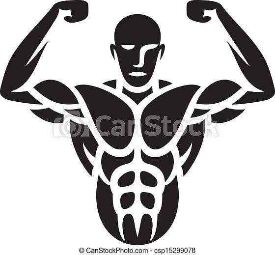Bodybuilder - csp15299078