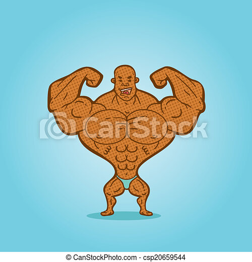 Bodybuilder - csp20659544