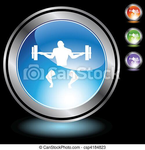 bodybuilder - csp4184823