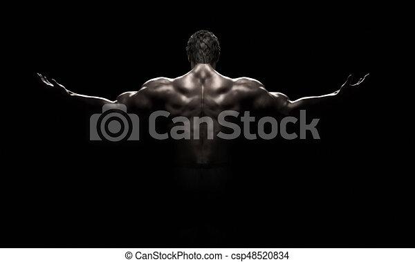 Bodybuilder - csp48520834