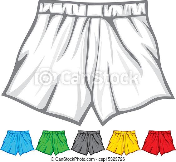 Boxer-Shorts-Sammlung - csp15323726