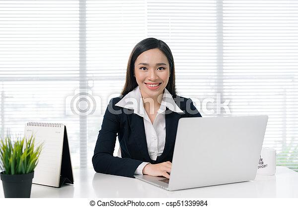 Asiatisch Büro
