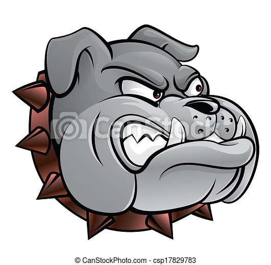 Bulldog. - csp17829783