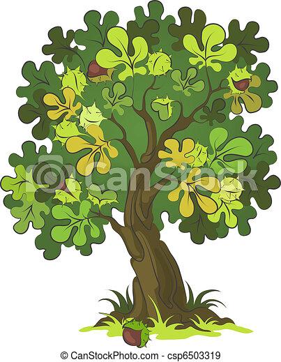 Chestnutbaum - csp6503319