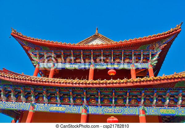 China. - csp21782810