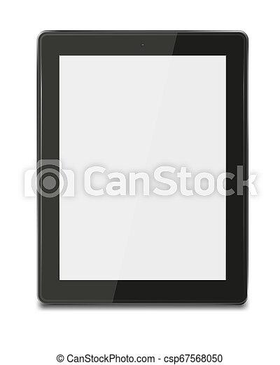 computer., tablette pc - csp67568050