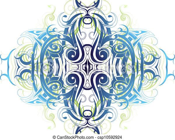 Design-Element - csp10592924