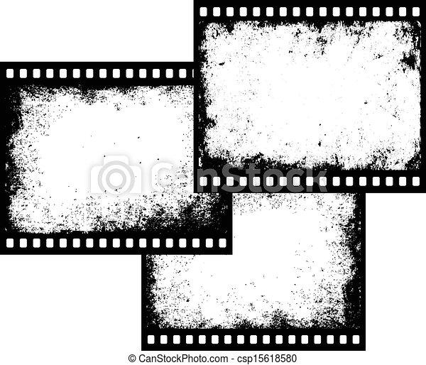 Drei Filme - csp15618580