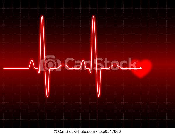 EKG Nummer 2 - csp0517866