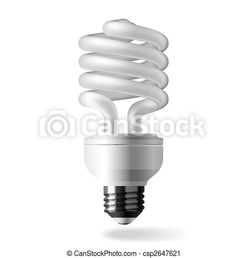 Energiesparlampe - csp2647621