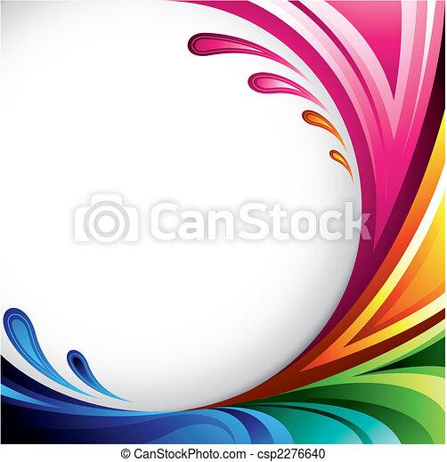 Farbiger Hintergrund - csp2276640