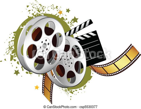 film, elemente - csp5530377