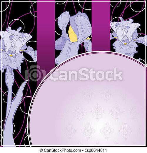 Frühlings-Blume - csp8644611