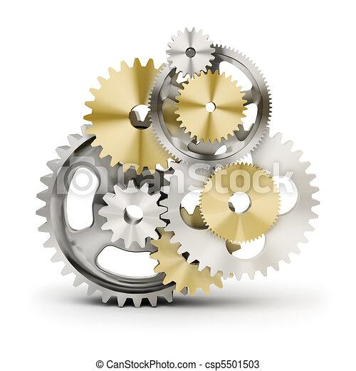 Gears - csp5501503