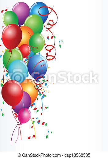 Geburtstagsfeier - csp13568505