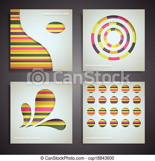 Grafikdesign. - csp18843600
