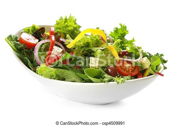 Griechischer Salat - csp4509991
