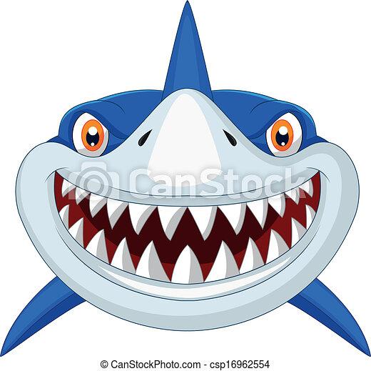Haikopf Cartoon - csp16962554