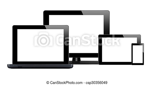 handy, edv, pc, tablette - csp30356049