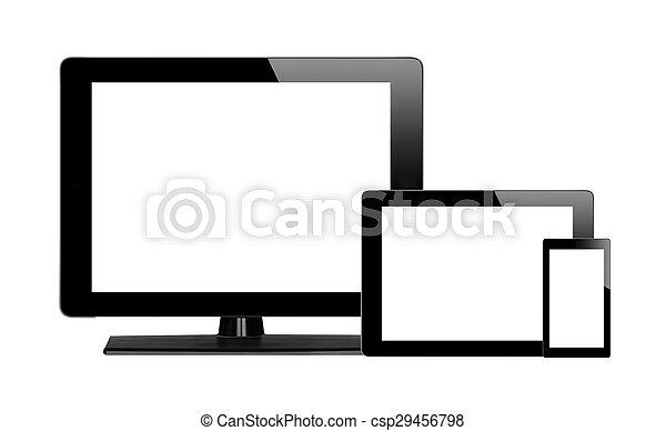 handy, edv, pc, tablette - csp29456798