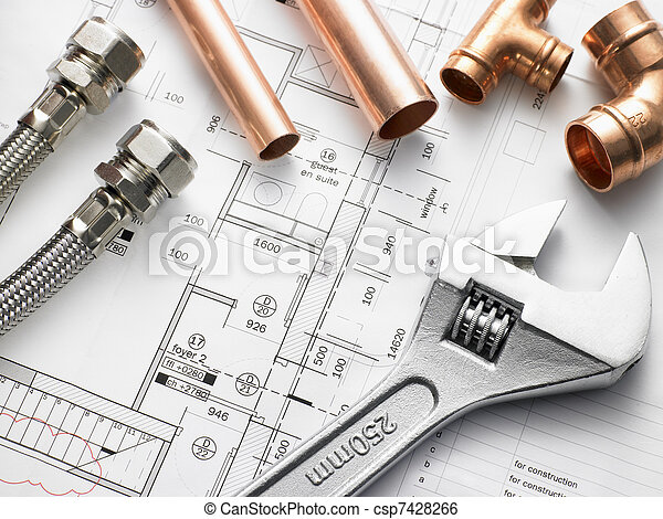 Hausplanung - csp7428266