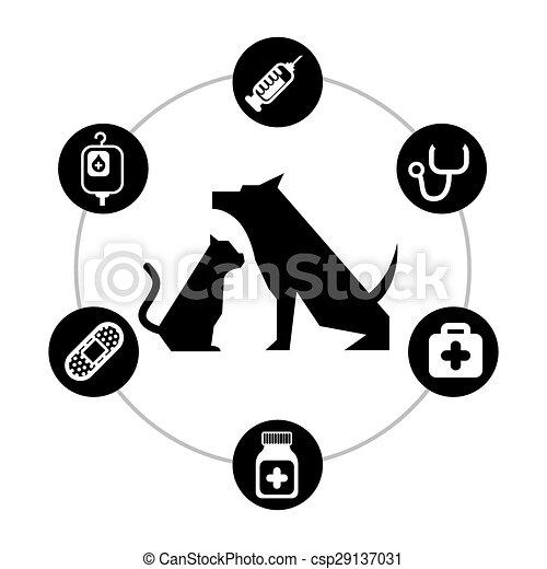 Häusliche Tiere - csp29137031