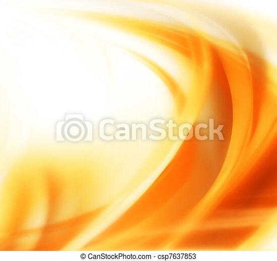 Abstract Herbst Hintergrund - csp7637853
