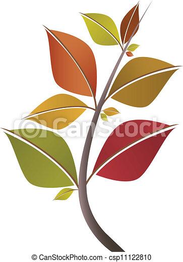 Herbstblätter - csp11122810