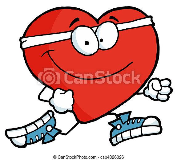 Herzflimmern - csp4326026