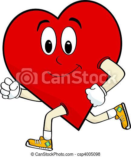 Herzflimmern - csp4005098