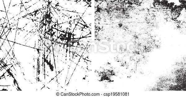 hintergruende, grunge - csp19581081