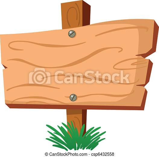 Holzzeichen - csp6432558