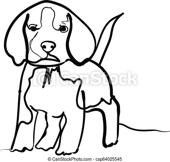 hund - csp64025545