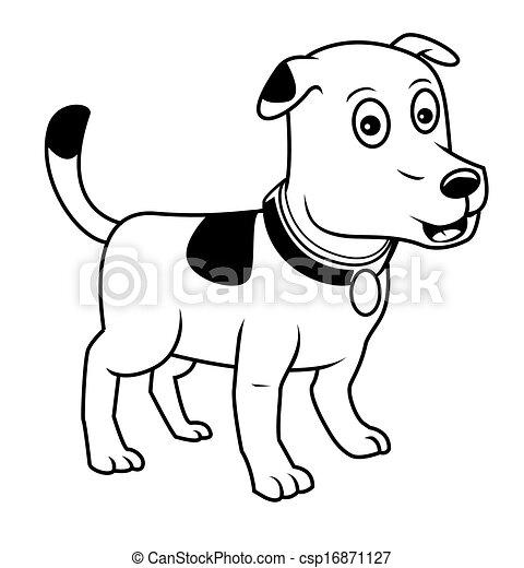 hund - csp16871127