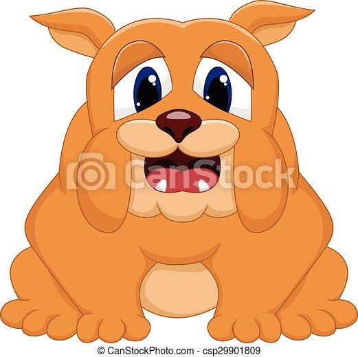 hund, stier - csp29901809